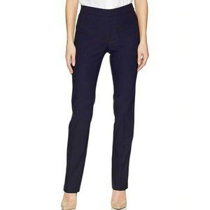 Pendleton Womens Dress Pants Side Zip Chino Ankle